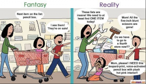 Don't let this happen to you. Order your back-to-school supplies online at SchoolToolbox.com.